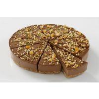 Hazelnut & Chocolate Cake - 12 slices