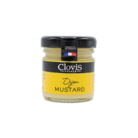 Clovis Original Dijon Mustard Mini Jar