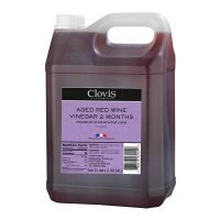 Vinegar Aged Red Wine