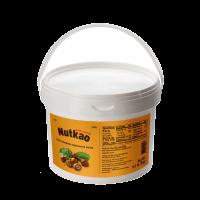 Nutkao Pure Roasted Hazelnut Paste