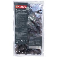 Andros IQF Wild Blackberries