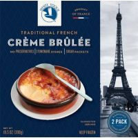 Authentic French Creme Brulee