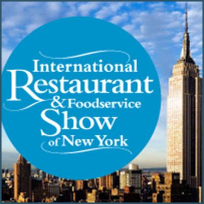 International Restaurant & Foodservice Show, March 8-10, 2020