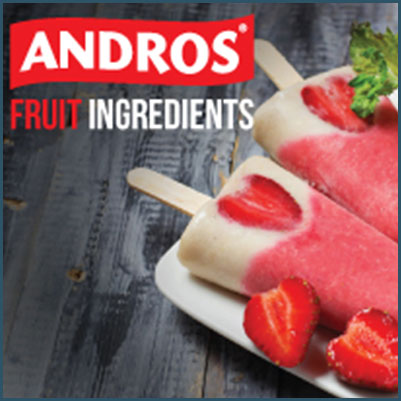 NRA 2017 - Andros Fruit Ingredients