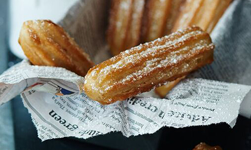 Churros Caramel