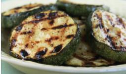 Marinated Zucchini & Flageolet Salad