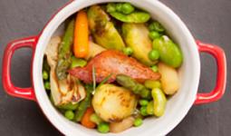 Vegetable Ragout Cassolette