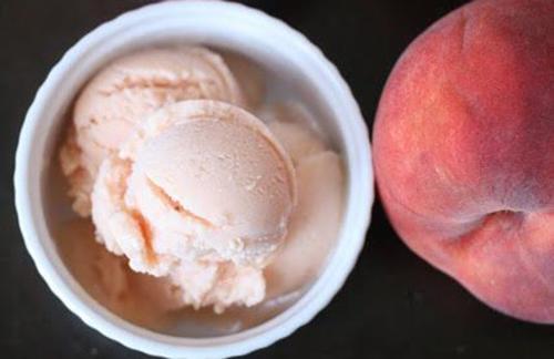 White Peach Sorbet