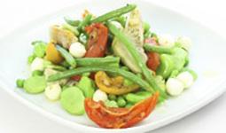 White Toque Passion Salad