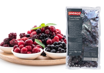 Andros IQF Fruit